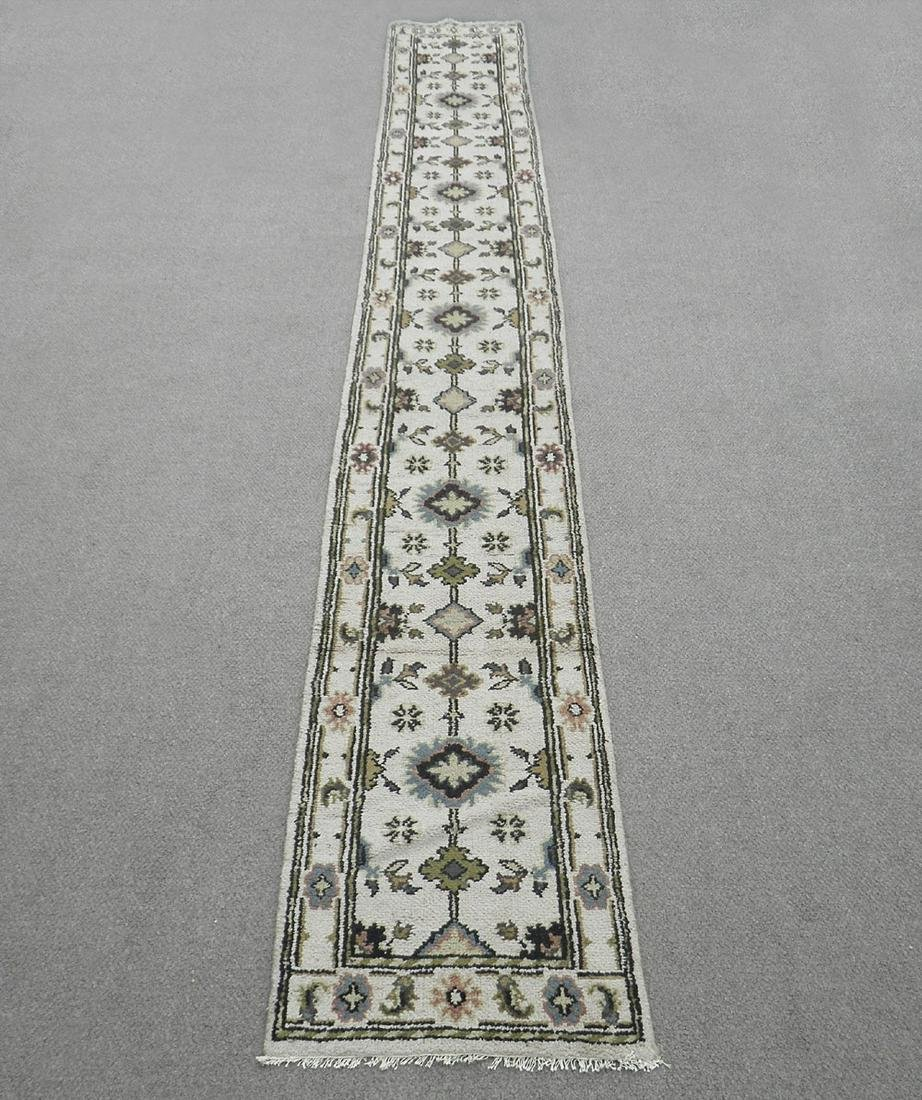 Beautiful Kazak Design Runner 19.9x2.6