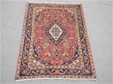 Semi Antique Persian Kashan 33x46