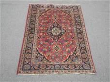 Semi Antique Persian Kashan 33x47