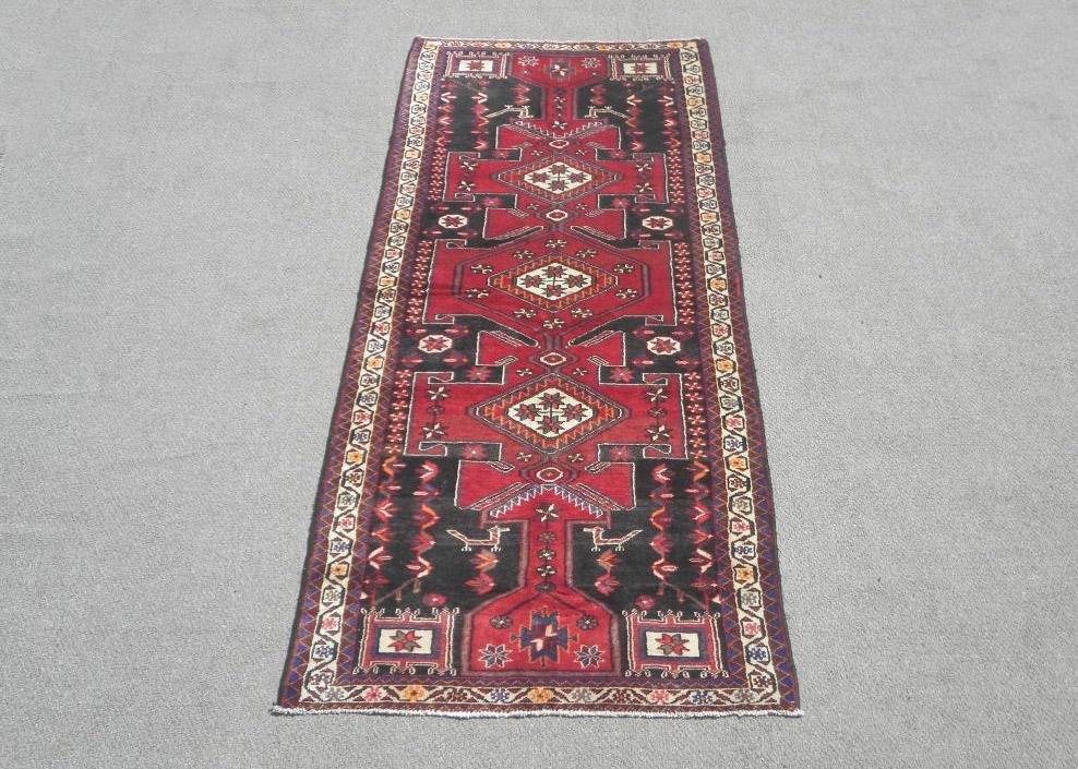 Semi Antique Persian Bakhtiari 9.10x3.10