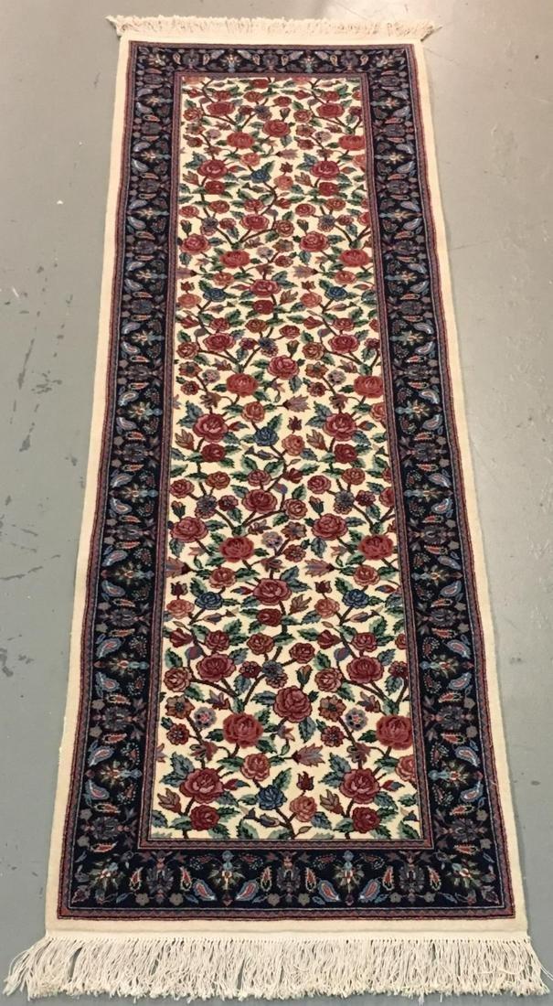 Handmade Azerbaijani Persian Design 2.6x8.0