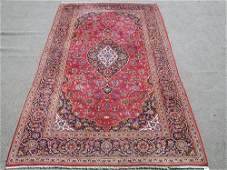 Simply Gorgeous Authentic Persian Kashan 68x1111