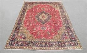 Authentic Semi Antique Persian Tabriz 135x96