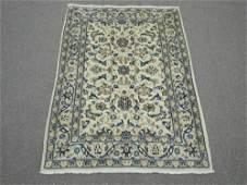 Handmade Persian Kashan 32x49