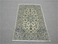 Handmade Persian Kashan 31x50