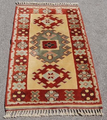 Beautiful HAND MADE TURKISH KONYA Design 4.9x2.7