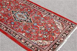 Extremely Rare Hand Woven SemiAntique Persian Mahal