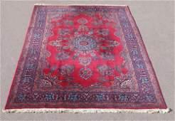 Gorgeous Nice Colors Semi Antique Persian Sabzevar