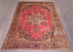 Detailed Semi Antique Persian Tabriz 107x80
