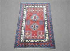 Handmade Persian Yalameh 4.0x6.2