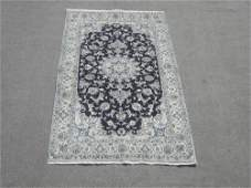 Authentic Persian Nain 6.8x3.9
