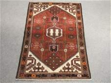 Glorious Hand Woven Semi Antique Persian Tabriz 54x34