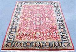 ABSOLUTELY GORGEOUS FLORAL TABRIZ DESIGN 89x12
