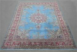 Semi Antique Persian Kerman 9.7x12.0