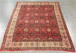 Handmade Persian Mahal 9.3x12.10
