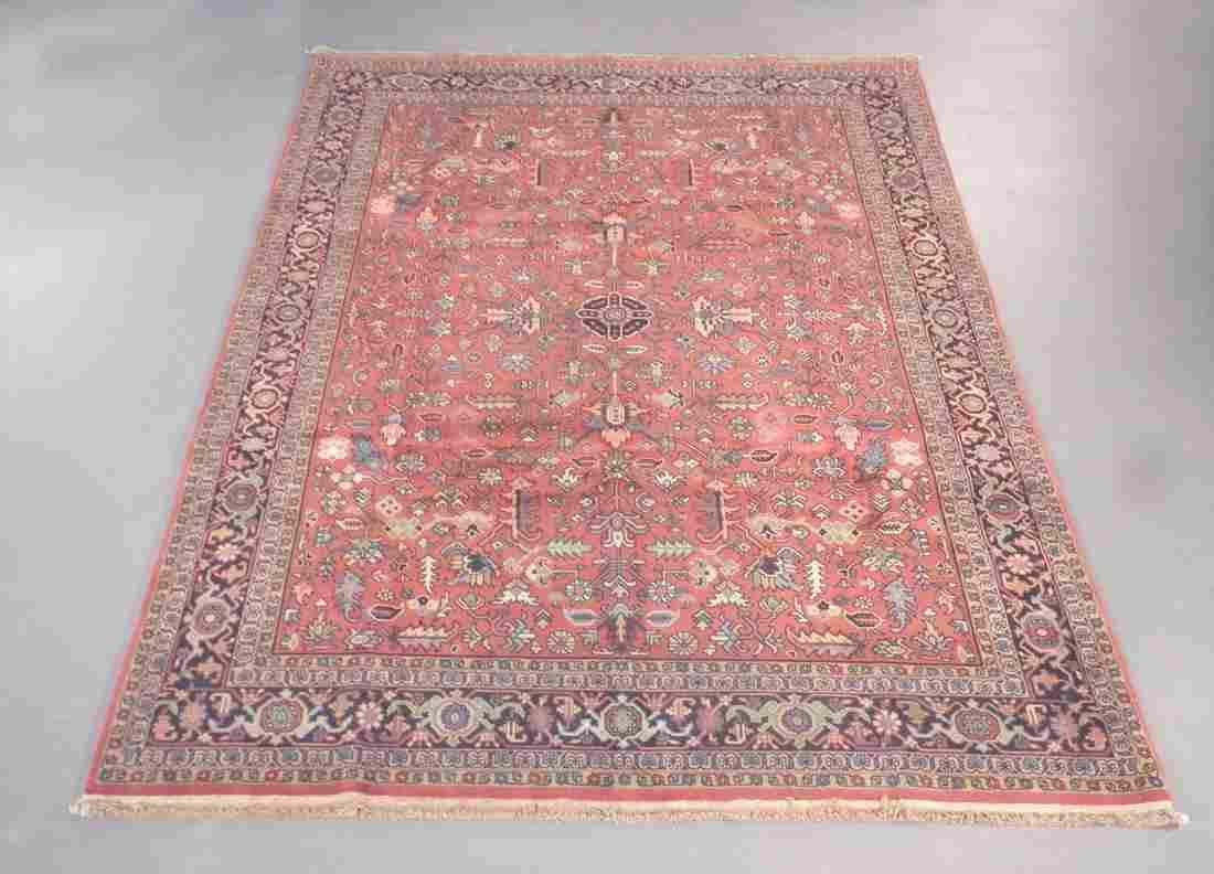 Handmade Persian Design 8.6x11.6