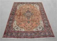 Charming Semi Antique Persian Tabriz 11.5x8.2