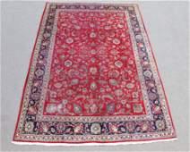 Absolutely Captivating Semi Antique Persian Tabriz 8x12