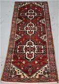 Handmade Semi Antique Persian Heriz 37x97