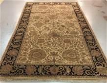 Handmade Indo Khorasan 10.2x18.8