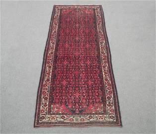 Semi Antique Persian Hosseinabad 11.2x4.2
