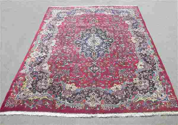 Authentic Persian Mashhad 9.11x12.6