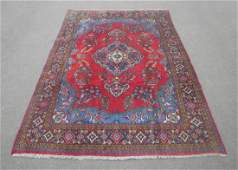 Semi Antique Persian Lilian  6.6x9.8