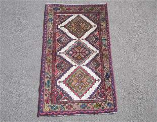 Semi Antique Persian Hamedan 2.3x3.10