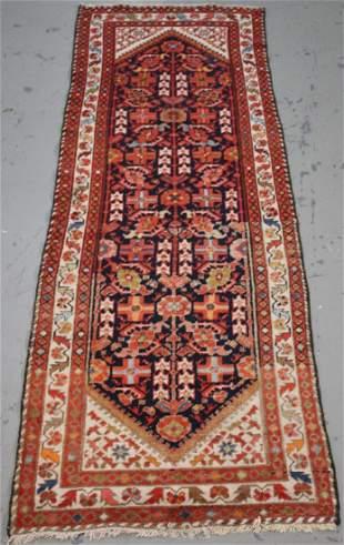 Semi Antique Persian Malayer 3.2x9.11