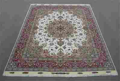 Fascinating Kork and Silk 60 Raj Persian Tabriz