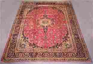Fascinating Semi Antique Persian Mashhad 10x12.9