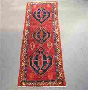 Very Fine Artistic Semi Antique Persian Malayer 10ft