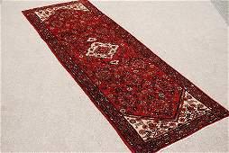 FINE QUALITY HAND WOVEN PERSIAN HAMEDAN RUNNER