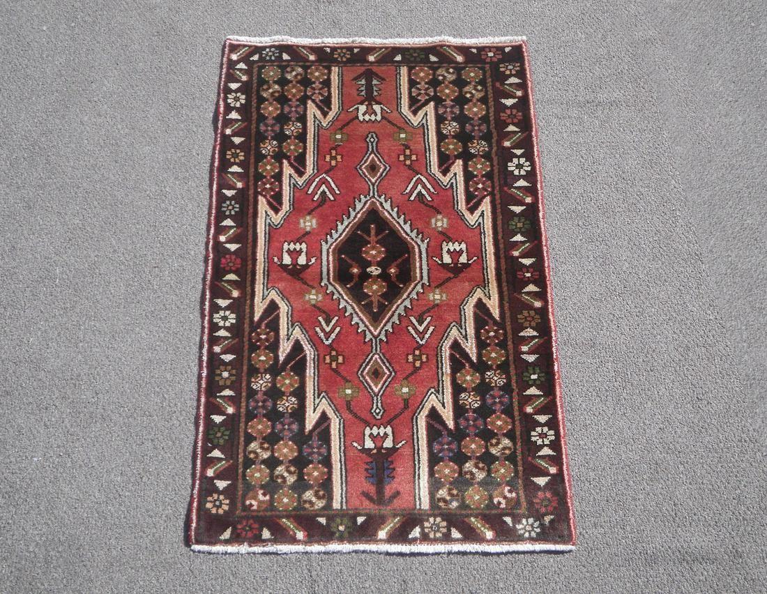 Authentic Persian Hamedan 2.6x4.1