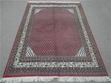 Indo Sarouk Mir Design 5.6x7.9