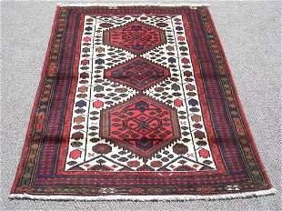 Beautiful Fine Quality Persian Hamadan 5.0x3.3