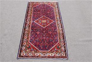 Very Beautiful Semi-Antique Persian Sarouk 5.6x11.0