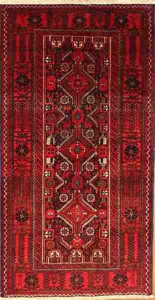 Authentic Persian Baluchi 3.4x6.4