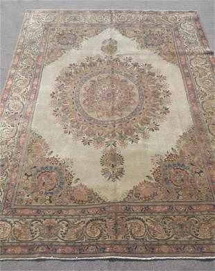 Authentic Persian Tabriz 12.4x9.4