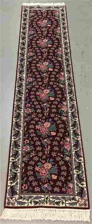 Handmade Azerbaijani Persian Design 2.6x12.0
