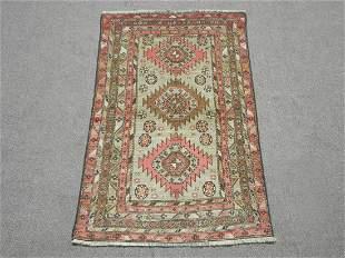 Antique Kazak Rug 3.10x5.10