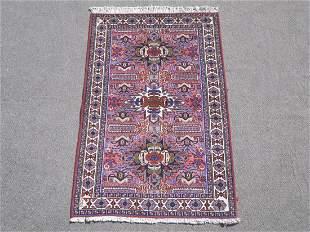 Authentic Wool/Silk Persian Ardebil 3.3x5.1