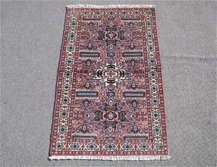 Authentic Wool/Silk Persian Ardebil 3.2x4.11