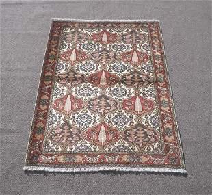 Authentic Persian Ardebil 3.8x5.1