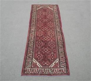 Semi Antique Persian Hosseinabad 10.11x3.9