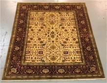Handmade Indo Khorasan 7.9x9.8