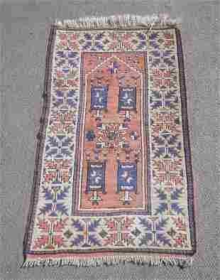 Semi Antique Shirvan Design 2.7x4.2
