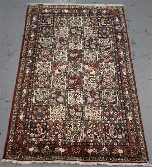 Semi Antique Four Seasons Persian Bakhtiari 5.0x8.8