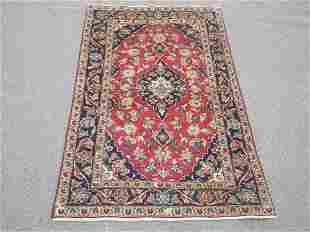 Semi Antique Persian Kashan 3.1x4.10