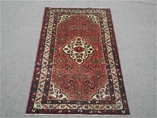 Semi Antique Persian Hosseinabad 3.3x5.4
